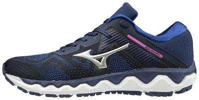 Mizuno Wave Horizon 4 Koşu Ayakkabısı Mavi/Lacivert