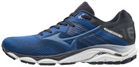Mizuno Wave Inspire 16 Erkek Koşu Ayakkabısı Mavi - Thumbnail