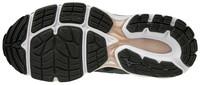 Mizuno Wave Inspire 16 (W) Kadın Koşu Ayakkabısı Siyah/Gri - Thumbnail