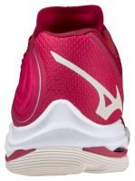 Wave Lightning Z6 Kadın Voleybol Ayakkabısı Bordo - Thumbnail