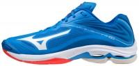 Wave Lightning Z6 Unisex Voleybol Ayakkabısı Mavi - Thumbnail