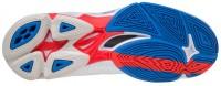 Wave Lightning Z6 Mid Unisex Voleybol Ayakkabısı Beyaz - Thumbnail