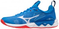 Wave Luminous 2 Unisex Voleybol Ayakkabısı Mavi - Thumbnail