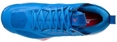 Wave Momentum 2 Mid Unisex Voleybol Ayakkabısı Mavi