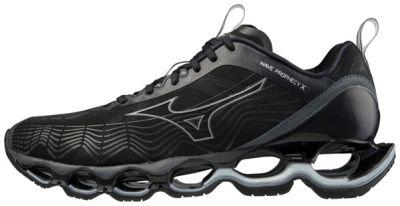 Wave Prophecy X Erkek Koşu Ayakkabısı Siyah