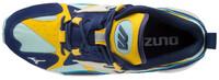 Mizuno Wave Rider 1S Kadın Günlük Giyim Ayakkabı Lacivert / Sarı - Thumbnail