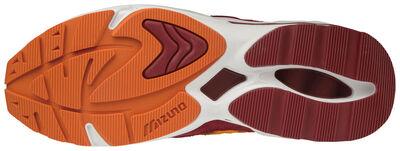 Wave Rider 1S Kadın Günlük Giyim Ayakkabısı Kırmızı / Turuncu