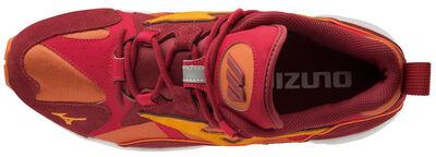 Mizuno Wave Rider 1S Kadın Günlük Giyim Ayakkabısı Kırmızı / Turuncu