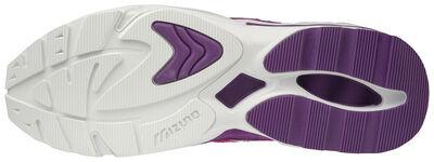 Mizuno Wave Rider 1S Kadın Günlük Giyim Ayakkabısı Pembe / Mor