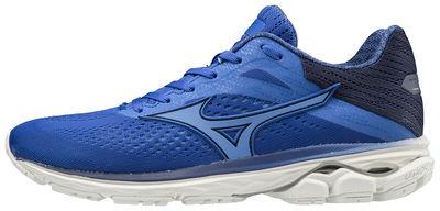 Mizuno Wave Rider 23 Kadın Koşu Ayakkabısı Mavi