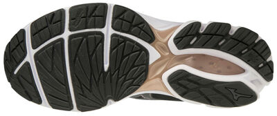 Mizuno Wave Rider 23 Kadın Koşu Ayakkabısı Siyah/KoyuGri