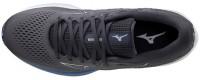 Wave Rider 25 Erkek Koşu Ayakkabısı Siyah - Thumbnail