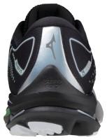 Wave Rider 25 Unisex Koşu Ayakkabısı Siyah/Beyaz - Thumbnail