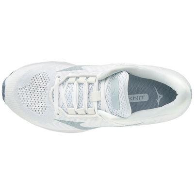 Mizuno Wave Rider Knit 3(W) Kadın Koşu Ayakkabısı Beyaz