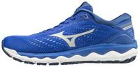 Mizuno Wave Sky 3 (W) Kadın Koşu Ayakkabısı Mavi - Thumbnail