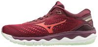 MIZUNO - Mizuno Wave Sky 3 (W) Kadın Koşu Ayakkabısı Kırmızı