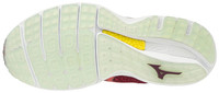 Mizuno Wave Sky 3 (W) Kadın Koşu Ayakkabısı Kırmızı - Thumbnail
