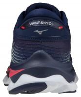 Wave Sky 5 Kadın Koşu Ayakkabısı Lacivert - Thumbnail