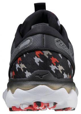 Wave Skyrise 2 Erkek Koşu Ayakkabısı Gri/Desenli