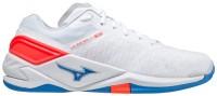 Wave Stealth Neo Erkek Hentbol Ayakkabısı Beyaz - Thumbnail