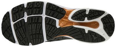 Mizuno Wave Stream 2 Erkek Koşu Ayakkabısı Siyah/Gri